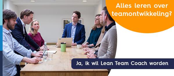 lean team coach